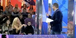 """J. J. Vázquez, acorralado por sus compañeros tras reconciliarse con Aída Nízar: """"¡Te bajaste los pantalones! ¡Te arrepentirás!"""""""
