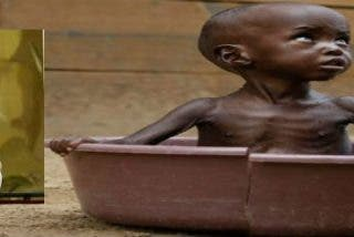 """Papa: """"Prohibido quedarse indiferente ante la tragedia de los hambrientos y los sedientos"""""""