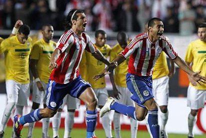 La cruel lotería de los penaltis y Villar 'sacan' a Brasil de la Copa América