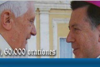"""Campaña del arzobispado castrense: """"60 años, 60.000 oraciones"""""""