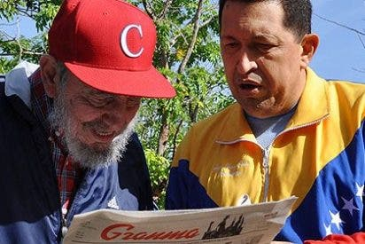 Hugo Chávez y Fidel Castro: aliados en la política y en la enfermedad
