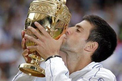 Novak Djokovic gana Wimbledon derrotando a Rafa Nadal una vez más