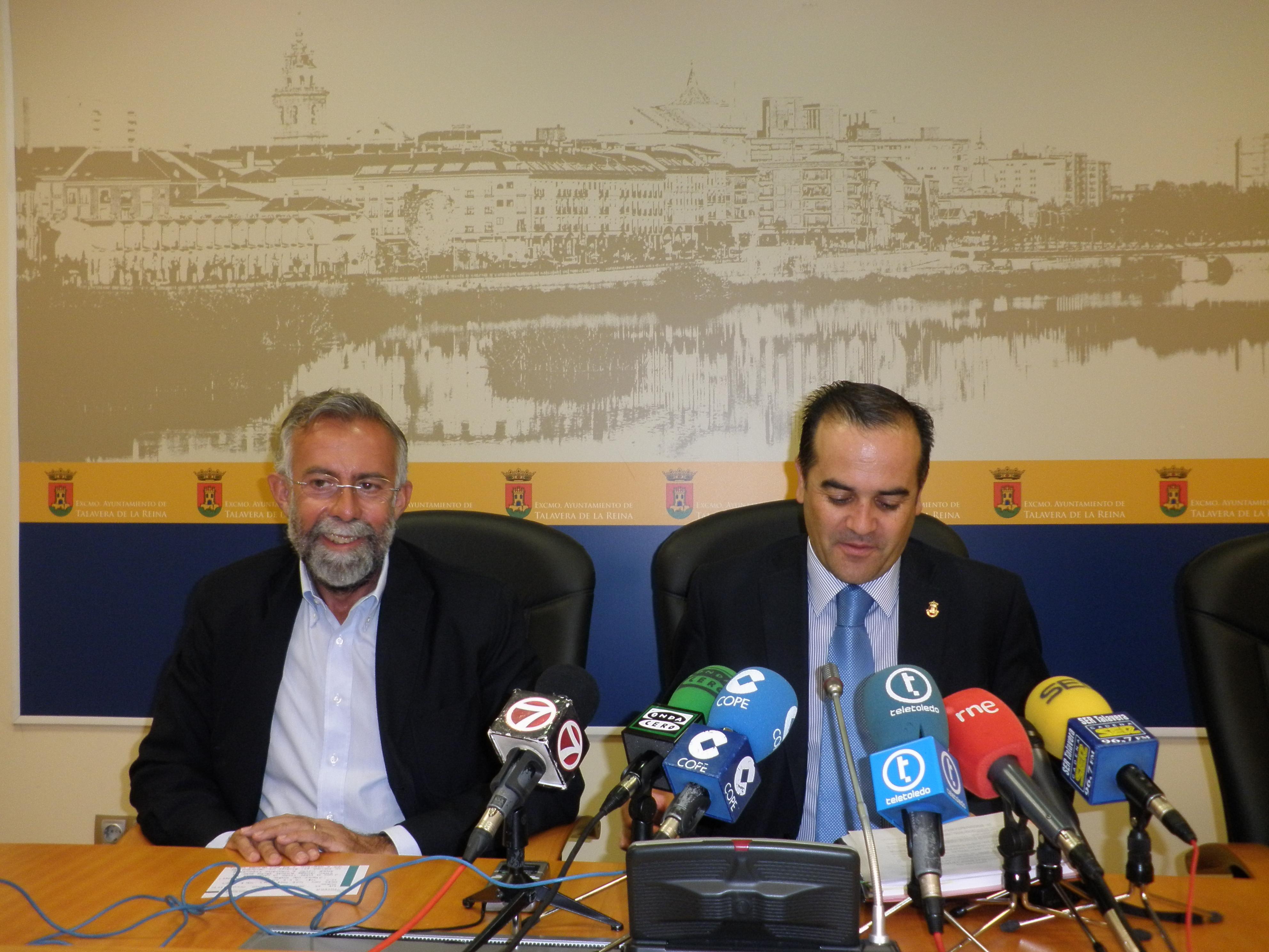 El Ayuntamiento reitera su compromiso en la defensa de la llegada del AVE y la creación del nodo logístico