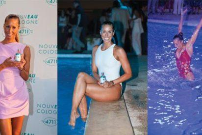 Gemma Mengual, madrina de Nouveau Cologne, la nueva fragancia de 4711