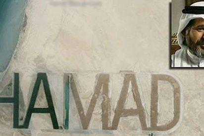 Hamad, el jeque que escribió en la arena de una isla su nombre visible desde el espacio