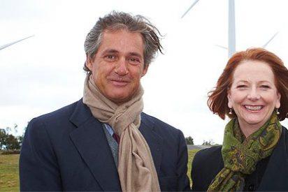 Acciona inaugura su tercer parque eólico en Australia