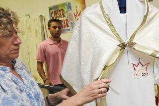 60 km de tela para las vestiduras litúrgicas de la JMJ
