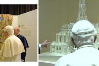 """Benedicto XVI: """"La Iglesia y los artistas vuelven a encontrarse y a hablarse"""""""