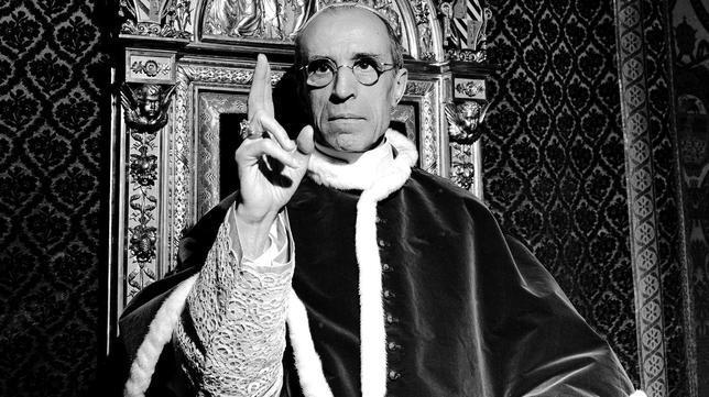 Pio XII salvó a más de 11.000 judíos de la deportación en la II Guerra Mundial