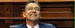 Rivero, usted no es el presidente