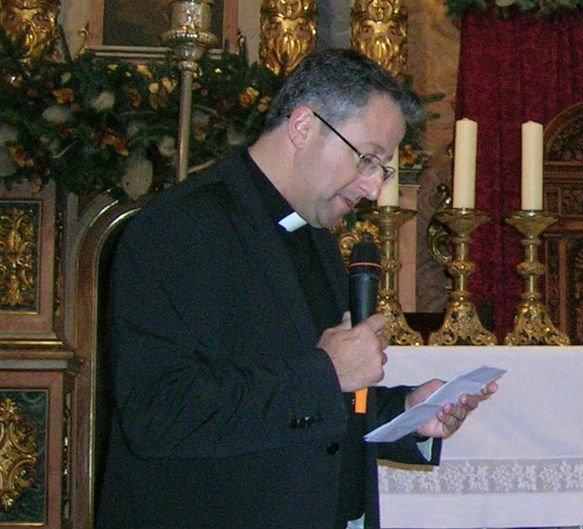 Santiago Bohígues, nuevo director del Secretariado del Clero de la Conferencia Episcopal