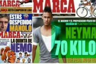 """Marca deja atrás la etapa persecutoria de Eduardo Inda pero sus portadas siguen bajo """"sospecha"""""""