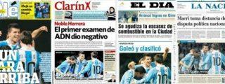 Argentina se rinde ahora ante su selección liderada por el mejor Messi