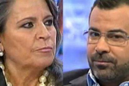 """La madre de Aída carga contra Jorge Javier Vázquez: """"Para llamar 'hija de puta' a mi hija tiene que tener la boca muy limpia y las espaldas muy libres"""""""