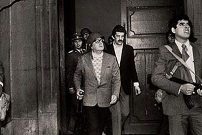 Un informe forense confirma que Salvador Allende se suicidó