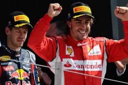 Fernando Alonso buscará la victoria en la 'casa' de Sebastian Vettel