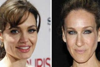 Angelina Jolie y Sarah Jessica Parker, las mejor pagadas de Hollywood