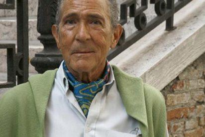 El escritor Antonio Gala ha revelado que padece un cáncer de difícil extirpación