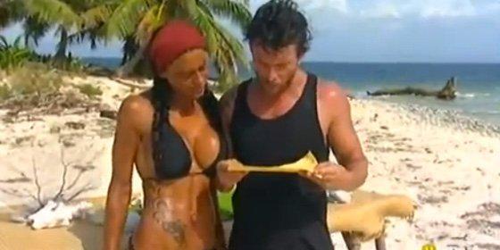 'Supervivientes': Aída Nízar regresa a la isla y ya hay tocamientos sexuales entre Tatiana y Arturo