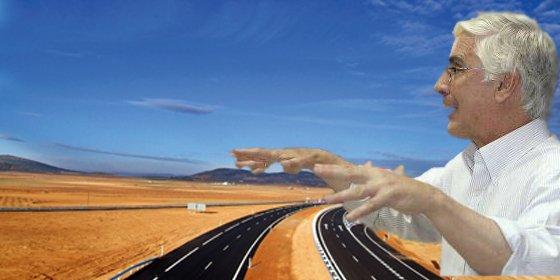 Se vende la Autovía de los Viñedos, otra fracasada infraestructura que se le antojó hacer a Barreda
