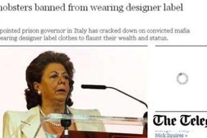 'The Telegraph' confunde a Rita Barberá con una directora de una cárcel siciliana