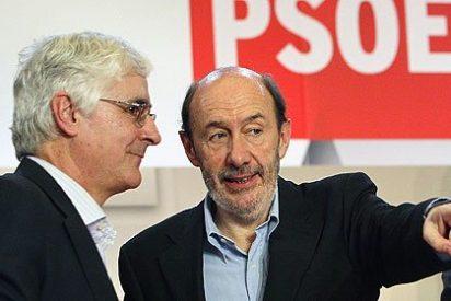 La ruina que nos dejan Barreda y los barones del PSOE