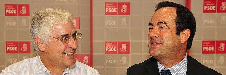 Bono 'santifica' a Barreda tras las críticas recibidas por su gestión económica en Castilla-La Mancha