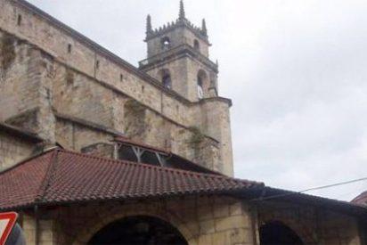 Tragedia: Fallece durante el entierro de su marido en una basílica de Vizcaya