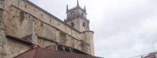 Trágico suceso: Fallece durante el entierro de su marido en una basílica de Vizcaya