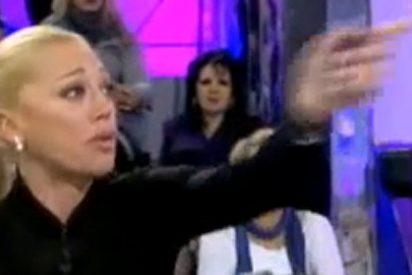 """Belén Esteban explica sus problemas con Hacienda y lanza dardos envenenados contra la Campanario: """"Yo nunca he intentado robar"""""""