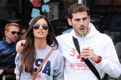El madridista Iker Casillas se pone romántico en Facebook