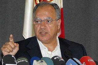 Casimiro Curbelo, virrey de La Gomera y ex senador de la sauna