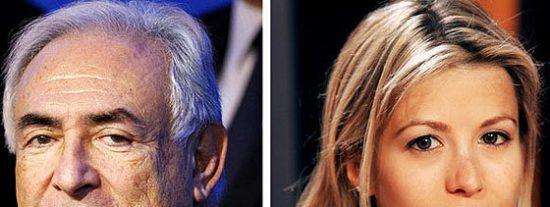 Strauss-Kahn contra la periodista que le acusa de violación