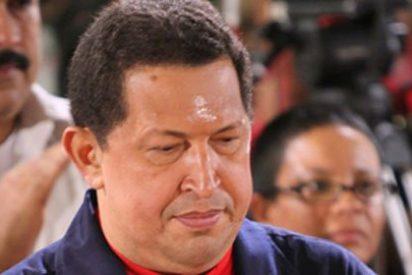 Hugo Chávez recibe la extremaunción: Un trueno vestido de nazareno