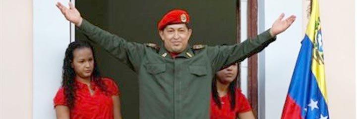 """Hugo Chávez: """"Ganaremos la batalla por la vida"""""""