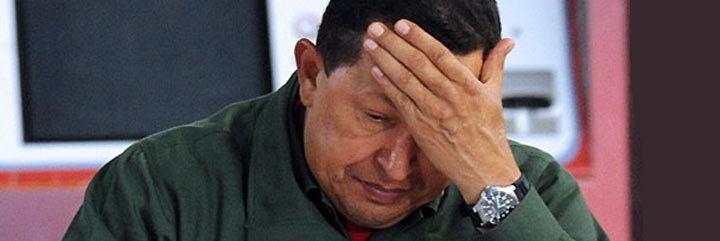 Hugo Chávez regresó a Caracas de madrugada
