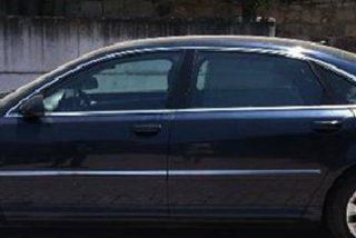 El socialista Barreda gastó 377.749 euros en un coche blindado para tenerlo de 'adorno'