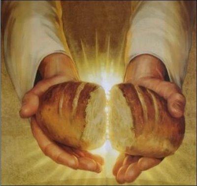 Pan y agua para el camino