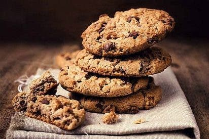 Cookies de chocolate americanas