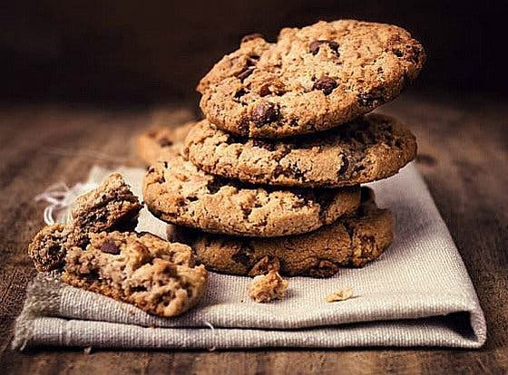 Cookies de chocolate americanas 🍪