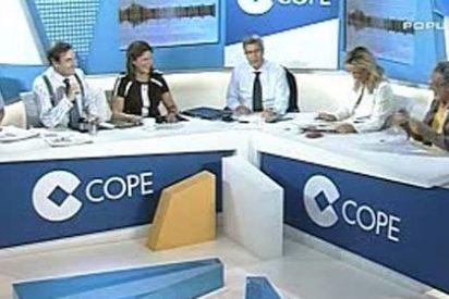 Buruaga tendrá una segunda oportunidad en COPE y continuará al frente de 'Así son las mañanas'
