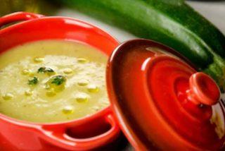 Crema de calabacín, dos recetas fáciles