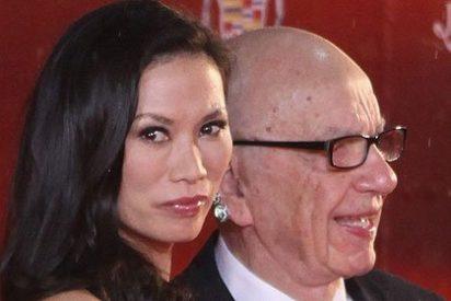 Así es Wendi Deng la 'esposa tigresa' de Rupert Murdoch