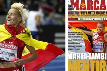 ¿Que en España no hay prensa amarilla? Mirad el 'Marca'