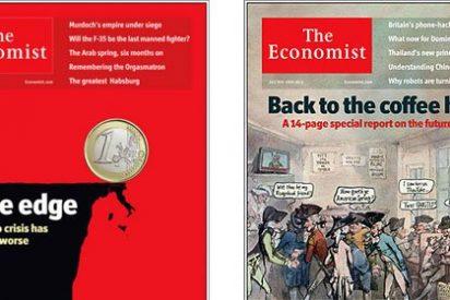 The Economist: 'El 15-M son los manifestantes más serios de Europa'