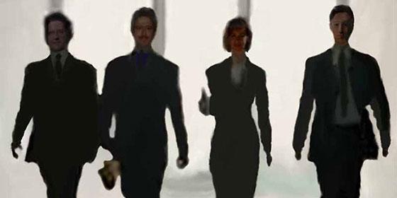 Los ejecutivos del Ibex suben de sueldo pese a las pérdidas