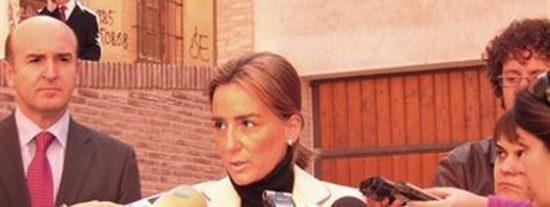 El PSOE pierde la vergüenza y culpa a Cospedal del paro que se generó en la época de Barreda