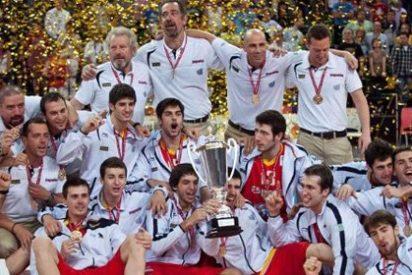 España se proclama campeona de Europa Sub-20 en baloncesto