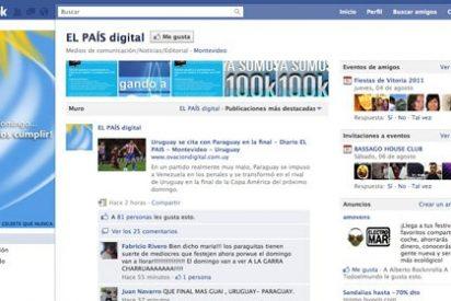 5,4 millones de españoles se informan a través de Facebook y Twitter