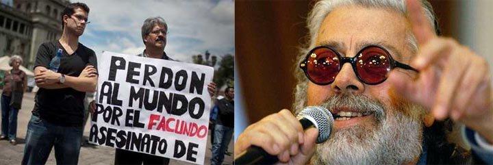 """Guatemala: """"Perdón al mundo por el asesinato de Facundo"""""""